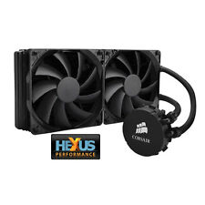 Corsair H110 all-in-one CPU Liquid/Water Cooler with 280mm Radiator for Intel/AM