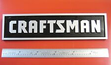 Sears Craftsman Tool Box Badge,Large: Chest/Cabinet,Emblem,Decal,Sticker,Logo
