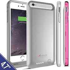 Portable External Battery Charging Case for iPhone 6/6S Apple MFi 90Day Warranty