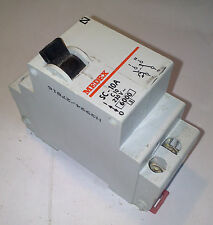 MEDEX SC 10 10 A MAGNETOTERMICO CIRCUIT BREAKER 1  POLO  + NEUTRO