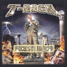 Rock Solid/4:20 [PA] by T-Rock (CD, Feb-2003, Club Memphis)