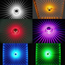Remote control Room Ceiling fixture RGB color changing 3w LED Spot down light