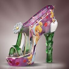 Elevate Your Sole - TInk High Heeled Shoe Tinker Bell Disney Figurine
