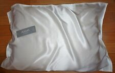 100% CERTIFIED ORGANIC Mulberry Silk Pillowcase 16 Momme Pure Natural Toxin-Free