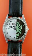 Haunted Mansion Watch with 3 Ghost Figurine LE #316 of 2000