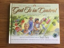 BRAND NEW! God is in Control: A Very Special Story for Children with CD (Audio)