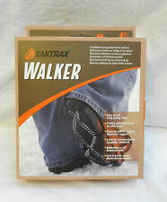 Genuine Yaktrax Walker - Snow & Ice Grips for Shoes & Boots - Medium -  BNIB