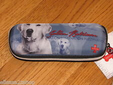 Fuzzynation puppy fuzzy nation dog Umbrella and case Golden Retriever 23gn NEW