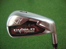 New Callaway Diablo Forged Single 3 Iron N.S. Pro Uniflex Steel RH