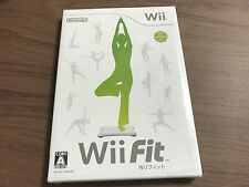 New Wii Fit Japan Import JP