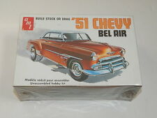 1951 Chevy Bel Air AMT Model Kit 1/25 Scale New Sealed  R11924
