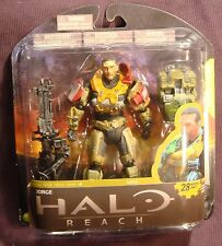 "McFarlane Toys Halo Reach 5"" Action Figure Series 4 Jorge Free Shipping"