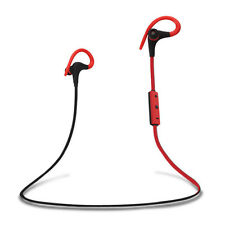 Sport Stereo Earphone Wireless Bluetooth Headset Headphone for IPhone 6S Plus SE