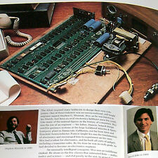 1984 ENIAC Apple 1 MITS Altair Intel 4004 UNIVAC Wozniak Steve Jobs Babbage IBM