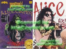Alice Cooper Rock N Roll Comic 18 Unread ARCHIVE COPY 1st PRINTING Revolutionary