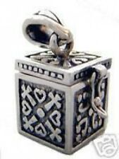 COOL New Opens - Zeus Pandora's Box Hope Chest Sterling Silver .925 Charm Jewelr