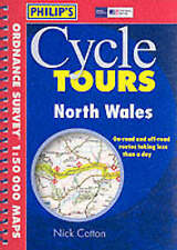 North Wales (Philip's Cycle Tours), Philips Spiral bound Book