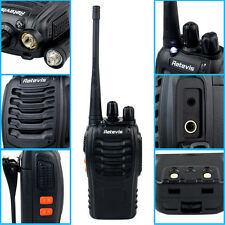 Walkie Talkie Retevis H-777 UHF 400-470MHz 16CH 5W CTCSS/DCS Two-Way Radio+Track