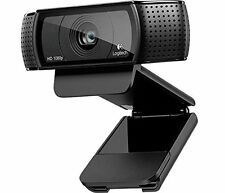 Logitech C920 Pro HD Webcam 1080p Microphone Video Skype USB PC NEW Skype Call
