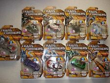 TRANSFORMERS Hunt for the Decepticons Deluxe Class Set of 9 MISB