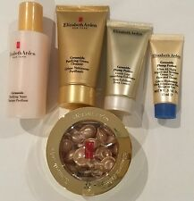 Elizabeth Arden Ceramide Daily Youth Restoring Serum Capsules & Cream Travel Set