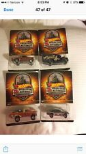 2017 Hot Wheels 17th Nationals Convention Texas Gasser Delivery Camaro SET of 4