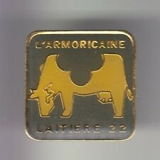 RARE PINS PIN'S .. AGRICULTURE VACHE COW KUH ELEVAGE LAIT RACE ARMORICAINE 22~DB
