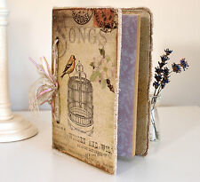 Vintage Style Notebook Scrapbook Photo Album for Personal Keepsakes Memories