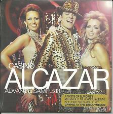 ALCAZAR Crying at the Discotheque RARE REMIX SAMPLER PROMO DJ CD single SEALED