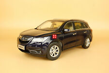 1:18 Acura NEW MDX Die Cast Model BLUE color