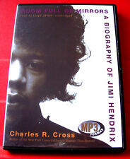 Charles R.Cross Room Full Of Mirrors A Jimi Hendrix Biography MP3-CD UNABR.Audio