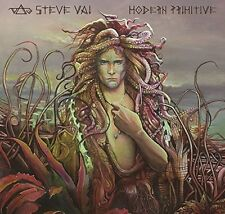 Modern Primitive / Passion & Warfare 25th Annivers - Steve Vai (2016, CD NEUF)