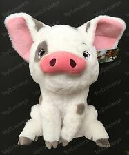 "DISNEY Store PLUSH PUA Disney's MOANA Pet Pig LARGE 17"" NWT"
