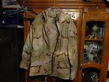 NEW PARKA COLD WEATHER TAN GORTEX SZ LARGE LONG OUTSTANDING NEW W/ OUT TAG