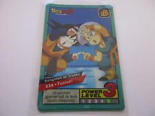 Carte DRAGON BALL Z Carddass Le Grand Combat Part 2 N°526 Hidden Prism 1996 Fr