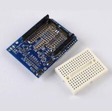 Neu Prototyping Prototype Shield ProtoShield Mini Breadboard  für Arduino UNO R3