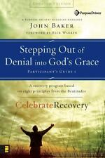 Stepping Out of Denial into God's Grace Participant's Guide 1: A Recovery