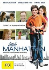 Little Manhattan (DVD, 2006) Like New Romantic Comedy