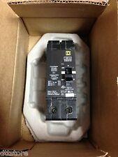 SQUARE D Circuit Breaker - 100 Amp 2 Pole - Part # EDB26100 - 600Y/347V 50/60 Hz