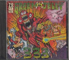 GREEN JELLY- 333 CD (1994 Album) Orange Krunch Fixation The Bear Song JELLO