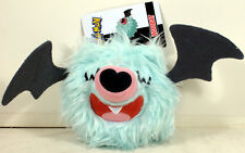 Pokemon Black & White Mini Plush Wave 2 WOOBAT with tags NEW  Jakks Pacific