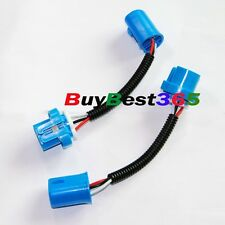 2x HARNESS 9004/HB1 9007/HB5 WIRE SOCKET HEAD LIGHT LAMP BULB CONNECTOR
