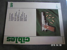 $$o Revue Cibles N°127 revolver David  M60  Weaver Qwik Point  Ruger Mini-14 181