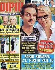 Dipiù 2016 38#Fabio Rovazzi & Maria De Filippi,Jan Hatmann,Rachele Risaliti,kkk