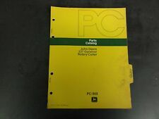 John Deere 227 Gyramor Rotary Cutter Parts Catalog   PC-909