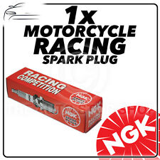 1x NGK Spark Plug for APRILIA 125cc SX125 (22BHP Unrestricted) 08-  No.3830