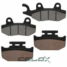Front Rear Brake Pads For Yamaha YZ250 Competition 250 1990 1991 1992 1993-1997