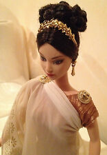 BARBIE PRINCESSE DE LA GRECE ANTIQUE  2003 COLLECTION DOLLS OF THE WORLD