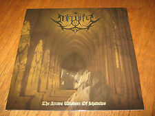 "INFINITY ""The Arcane Wisdom of Shadows"" LP funeral winds denial of god"