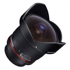 Samyang 8mm f3.5 Aspherical IF MC Fisheye CS Lens - Sony Fit